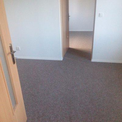 Kanceláře Plzeň - zátěžový koberec 100m2