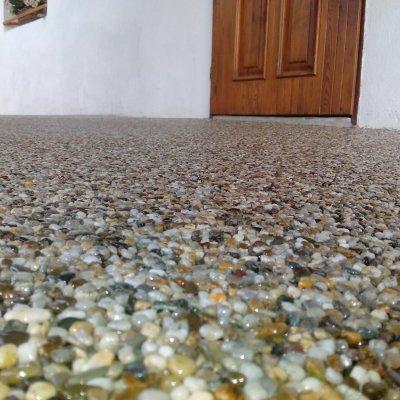Chalupa Klatovsko - kamenný koberec 50m2