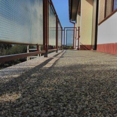 RD Černice - kamenný koberec 10m2