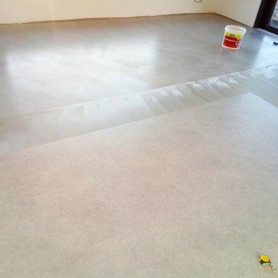 RD Řenče - 150m2 vinylové podlahy